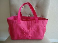"Thirty-One Small Utility Tote ""Sarah's Stuff"" Monogrammed"