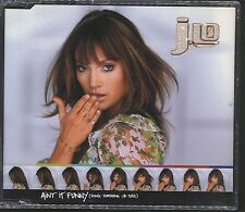 Jennifer Lopez - Aint It Funny Remixe CD (single)