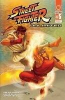 STREET FIGHTER UNLIMITED #5 AOD COLLECTABLES ASHLEY WITTER COVER UDON