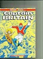 CAPTAIN BRITAIN: Before Excalibur Trade Paperback  Marvel Comics