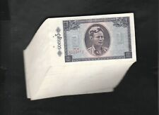 BURMA/MYANMAR MONEY 1965 ISSUED PG 52 BUNDLE 100-1 KYAT, AUNC