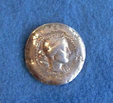 RARE  Celtic  imitation Silver Tetradrachm of Amphipolis 158-149 B.C.
