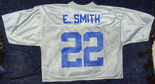 Dallas Cowboys Emmitt Smith #22 Alternate Silver NFL NFC Puma LG Football Jersey