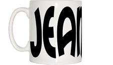 Jeannette name Mug
