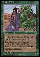 4x Tinder Wall Ice Age MtG Magic Green Common 4 x4 Card Cards