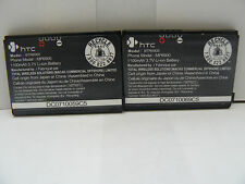 (Lot of 2) HTC BTR6900 BATTERIES FOR TOUCH P3050 P3450 P3452 PPC6900 MP6900SP