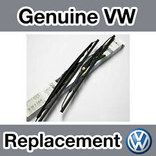 Genuine VW Polo MkIV (6N) (95-00) Front Windscreen Wiper Blades (Pair)