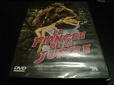 """DVD NEUF """"LA FIANCEE DE LA JUNGLE"""" Lance FULLER, Charlotte AUSTIN / Adrian WEISS"""