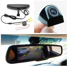 4.3'' TFT LCD Car Dimming Rear View Mirror Monitor w/NTSC HD Rear View Camera