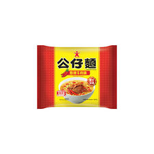 Chinese Food Noodles【Doll/公仔 劲辣牛肉味 5PC】Spicy Beef Flavour进口方便面/美国澳大利亚加拿大零食购买/免运费