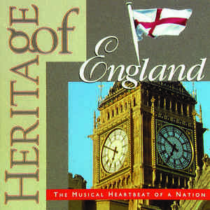 Heritage Of England CD