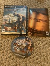 God of War Sony PS2 PlayStation 2, 2005 Complete