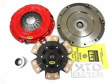 XTD STAGE 3 CERAMIC CLUTCH & FLYWHEEL KIT 2003-2005 NEON SRT4 SRT-4 2.4L TURBO