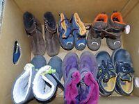 Kinder Winter Schuhe-12 Paar im SET Größe 22-29- für Wiederverkäufer- KWS-29-004