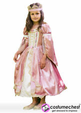 6-8 years Royal Princess Childrens Costume by Travis Dress Up By Design