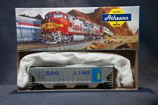 ATHEARN (Blue Box)  54'  PS COVERED HOPPER  SOO LINE  SOOLINE 70639  (SILVER)