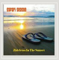 SAFARI SEASON ~ Zideletas In The Sunset ~ 2014 Swedish 12-trk CD album ~ Sweden