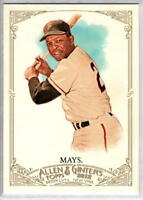 2012 Topps Allen & Ginter Baseball - Pick A Player