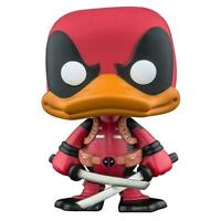 Marvel Deadpool The Duck - Duckpool Funko POP! Vinyl Figure 10 cm DAMAGED BOX