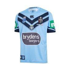 NSW Blues State of Origin 2019 Mens Pro Jersey Size XL BNWT + Bonus Cap