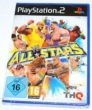 *RARE* WWE ALL STARS Wrestling PlayStation 2 PS2 Sony *BRAND NEW* PAL