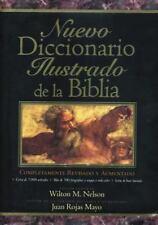 NEW - Nuevo Diccionario Ilustrado De La Biblia by Nelson, Wilton