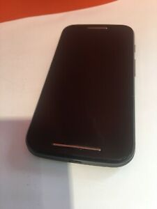 Motorola Moto E Dual Sim - 4GB - Black (Unlocked) Smartphone
