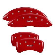 Disc Brake Caliper Cover-Base MGP Caliper Covers 22046SMGPRD