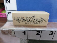 psx c-542 ivy border ornate rubber stamps 33c