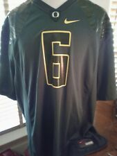 Nike Oregon Ducks Home Jersey Size 3Xl P10253