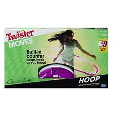 Twister Moves Hoop - Full-Sized Hoop Included
