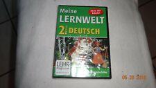 PC-Spiel: Meine Lernwelt 2 .Klasse Deutsch Lernsoftware für Grundschüler