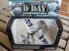2004 CORGI, P-51 MUSTANG, D-DAY 60TH ANNIVERSARY SERIES, DIECAST, MIB