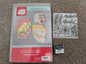Paper Pumpkin Kit Blissful Bouquet *NEW*