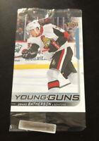 Drake Batherson 2018-19 Upper Deck NHL Young Guns Oversized Jumbo #484 Senators