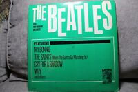 the beatles with tony sheridan and guests LP vinyl e4215 MGM