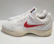 Nike AIR ZOOM CAGE 3 HC Hard Court Rafa Nadal Tenis Zapatos Talla 10  (918193 103) 9b4c8c7cf311b