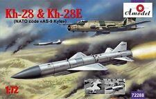 A Model 1/72 Kh-28 & Kh-28E rockets NATO code 'AS-9 Kyle' # 72288