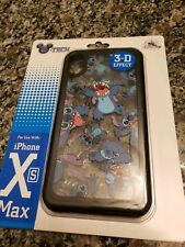 Disney iPhone Xs Max Phone Case - 3D Effects - Stitch