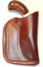 Pocket holster for North American Arms 22 Mag- 1 1/8 or 1 5/8 barrel- Tan