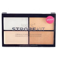 Technic Strobe Highlighters Palette Kit Cream and Powder Bronze
