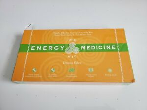 The Energy Medicine Kit by Donna Eden (2005, Mixed Media) - New!!!