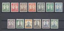 SOUTHERN RHODESIA 1937 SG 40/52 MNH Cat £85