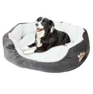 Pet Dog Puppy Cat Fleece Warm Nest Bed House Soft Bedding Moisture Cotton Mat