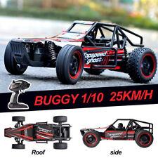 1/10 High Speed Buggy 2.4G RTR Monster Racing Truggy Baja Radio Control RC Car
