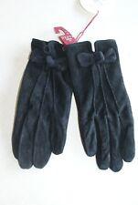 Paire de gants tactile noire en cuir neuf taille S  de marque DENTS 1777