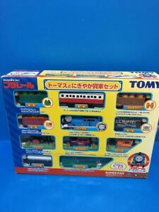 Takara Tomy Thomas and Mirthful Freight Cars Set