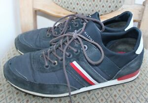 Tommy Hilfiger Sneaker Schuhe Laufschuhe Sport Größe 42 blau