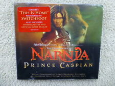 The Chronicles of Narnia: Prince Caspian (Original Soundtrack CD 2008 )  NEW