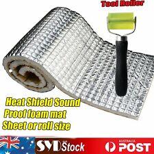 Vehicle Car Audio Sound Deadener Barrier Noise Heat Proof Thermal Insulation Ute